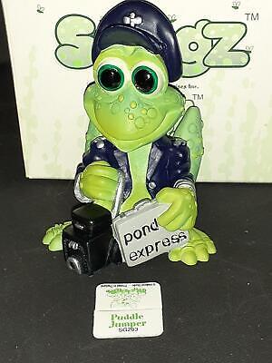 Sprogz Figurine Frog Puddle Jumper