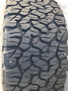 All terrain KO2 LT275/55R20 tires
