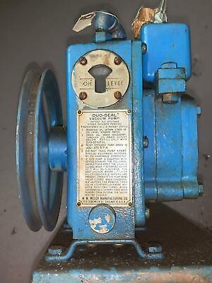 Welch Duo-seal Vacuum Pump Wo Motor
