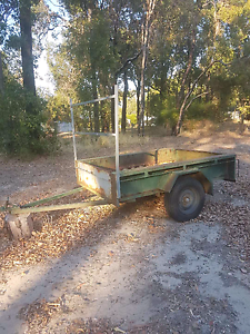 Trailer. 7x4 Lake Clifton Waroona Area Preview
