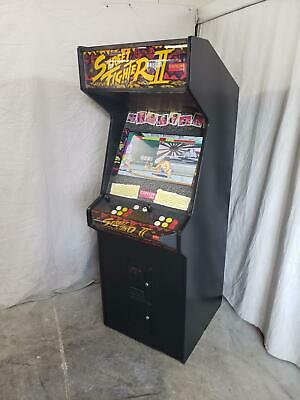 Street Fighter 2 by Capcom COIN-OP Arcade Video Game