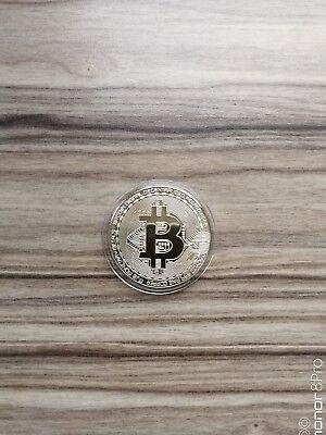 Bitcoin  Sammelmünze Gold