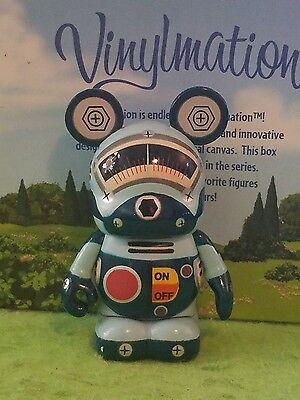 "DISNEY Vinylmation 3"" Park Set 1 Robot Ignition Bot"