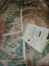 Pottery Barn Mariella King Duvet Cover Only Reversible