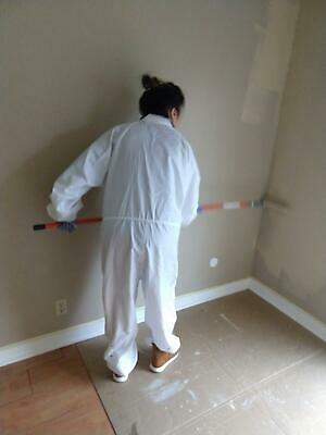 Anti Static Carbon Fibre Spray Paint Suitrobe Coverall Overall Usa