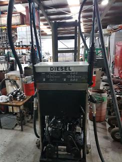 Gilbarco mk2 electroline duel high flow diesel bowser/pump