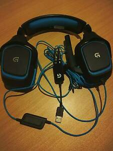Logitech G430 Digital Gaming Headset North Melbourne Melbourne City Preview