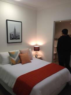 Singe room for rental at Centenary Park Homebush West