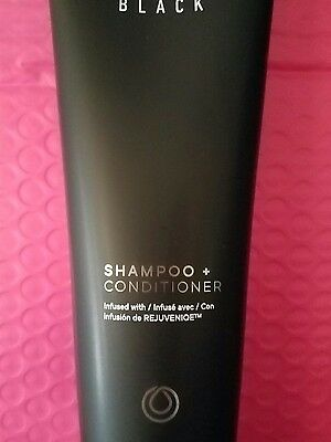 BLACK Monat Hair Shampoo 2 n 1 Conditioner For Hair loss New MONET infused w Oil