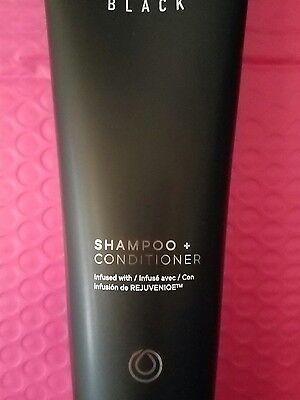 New Sealed BLACK Monat Hair Shampoo 2 n 1 Conditioner For Hair loss New MONET