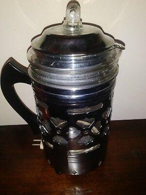 Vintage Coffee Maid Percolator