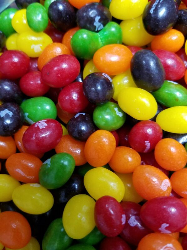 Pallet Best Gourmet jelly beans on the market 30 lbs new case bulk 40 cases
