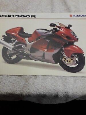 Suzuki Gsx1300r Brochure