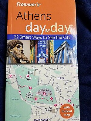 Frommer's Athens Day by Day (Frommer's Day by Day - Pocket), Kollias, Tania, Ver