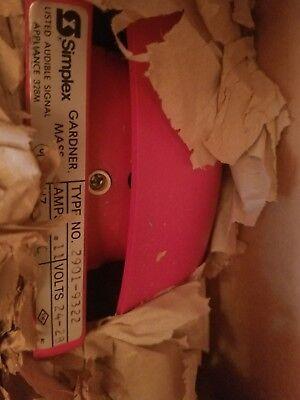 2901-9322 Simplex Fire Alarm Bell New In Box