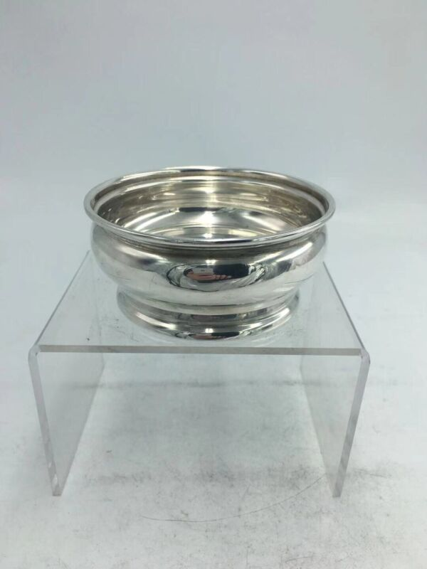 Sterling Silver Sugar Bowl