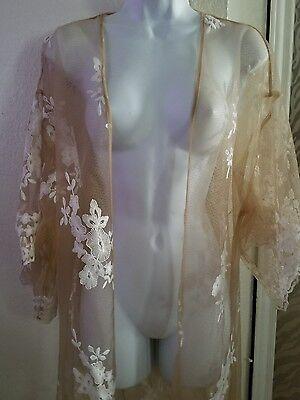 NWT Victoria's Secret Bridal Collection Robe RARE Xsmall/Small