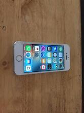 32GB iPhone 5s White/Silver, brand new screen/LCD. Unlocked. Bertram Kwinana Area Preview