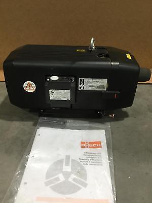Busch Vacum Pump Typesv1010 C 000 Hzzz No. C090700251