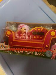 BRAND NEW!! LALALOOPSY ALARM CLOCK RADIO - FOR GIRLS ROOM - KIDS ALARM CLOCK K-8