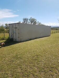 40 foot freezer shipping container Gatton Lockyer Valley Preview