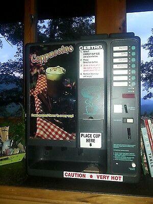 Saeco Automatic Espresso Coffee Cappuccino Machine