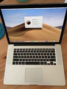 Cheapest price MacBook Pro 15 inch Retina Late 2013 512GB SSD