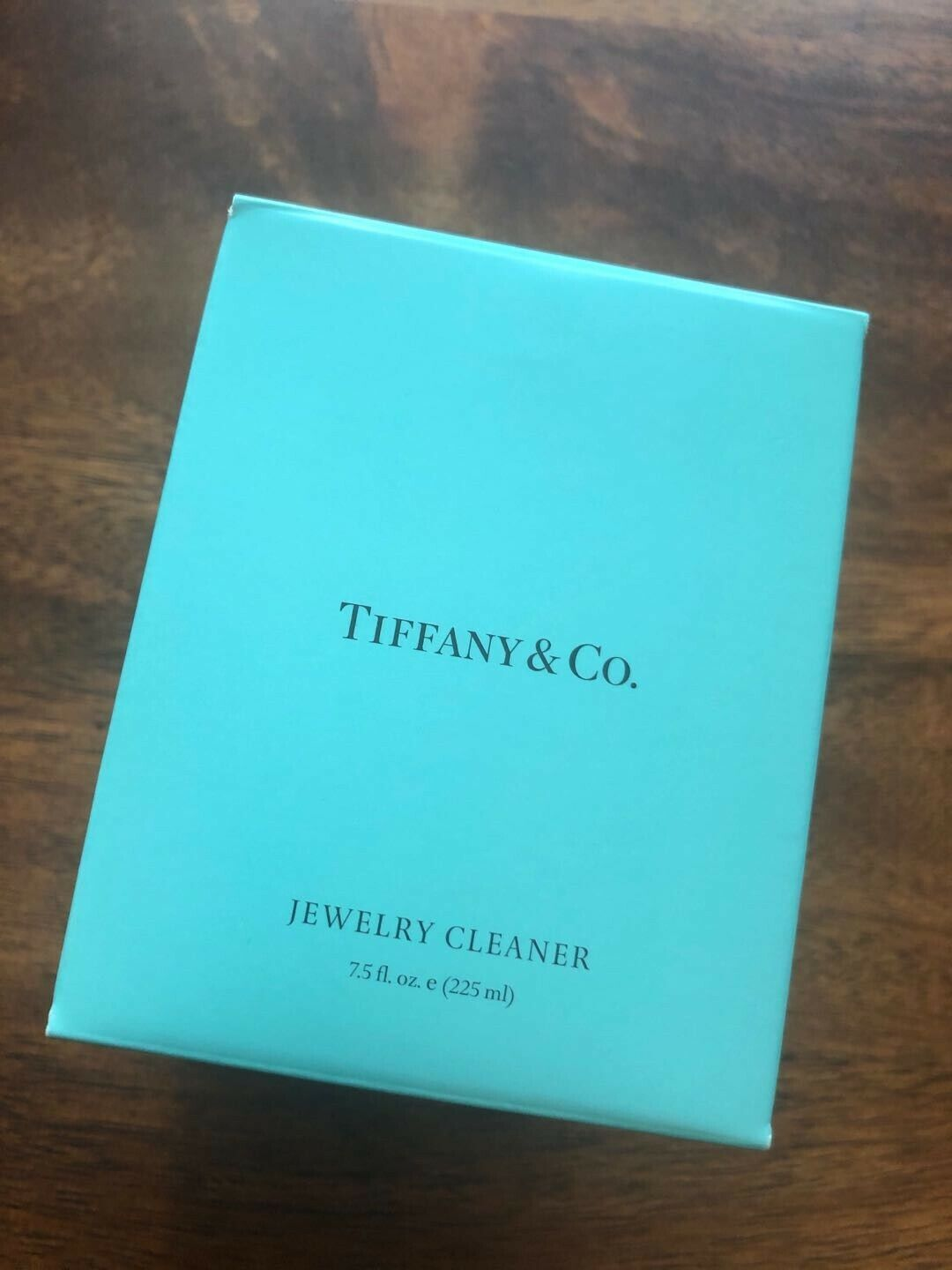Brand New Sealed TIFFANY & CO Jewelry Cleaner 7.5oz