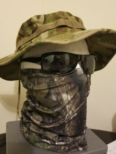 mossy oak face mask tactical military army