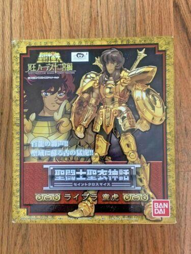 Bandai GOLD Saint LIBRA DOHKO CLOTH MYTH NEW SEALED HOLIDAY USA