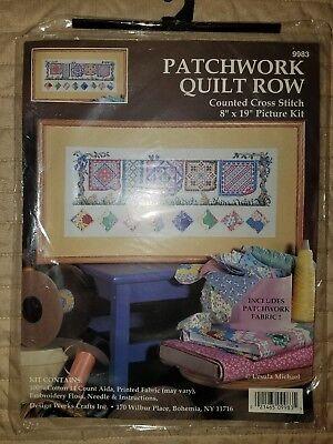 (Ursula Michael Counted Cross Stitch Kit
