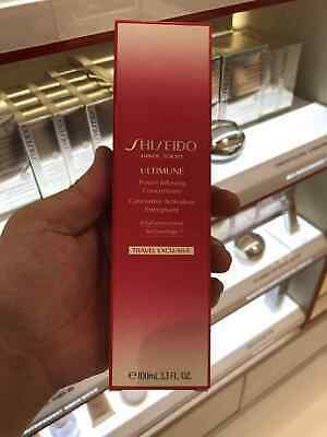 Shiseido Ultimune Power Infusing Concentrate Serum Anti-Aging 100ml