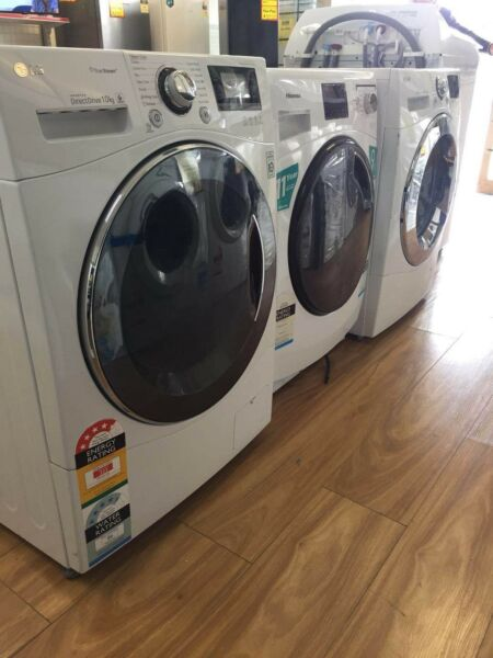Washing Machine Sales On 9kg Front Load From 369 Washing Machines