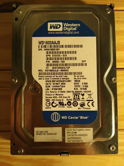 NEED GONE - Hard Drive for Desktop Computer