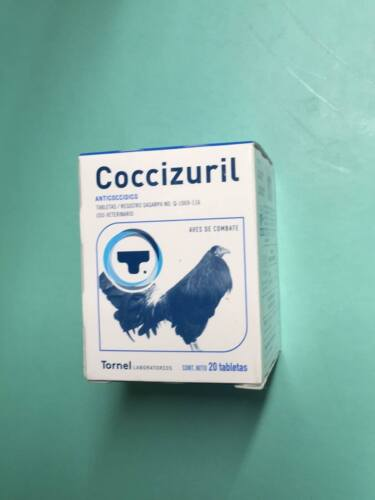 Coccizuril – 20 Tablets