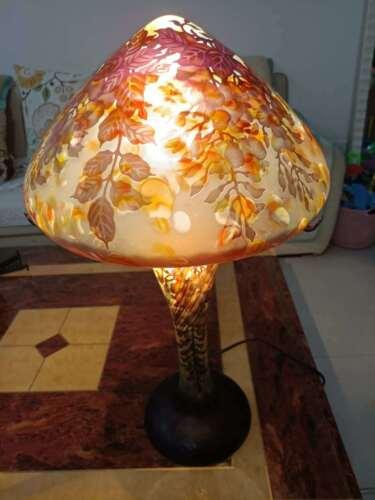 BIG Emile Galle lamp