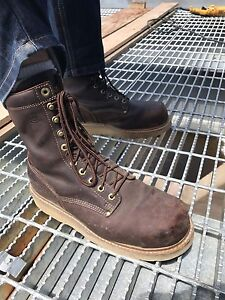ironworker boots