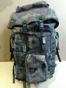 DPM Genuine Issue Infantry Bergen 100L Short or Long Back Rucksack