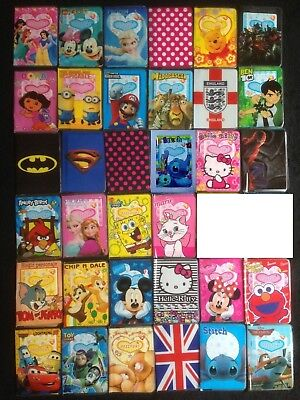 NEW Childrens Kids Passport Cover Holder Protector for Boys and Girls FREE SHIP](Kids Passports)
