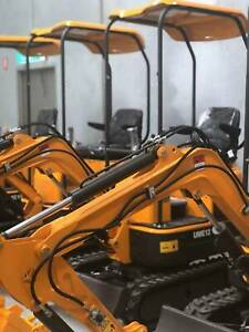 STOCK IN SYDENY MELBOURNE BNE YANMAR ENGINE 1.2T MINI EXCAVATOR UME12 Dandenong South Greater Dandenong Preview