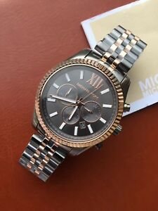 Brand New - Michael Kors Lexington Chronograph