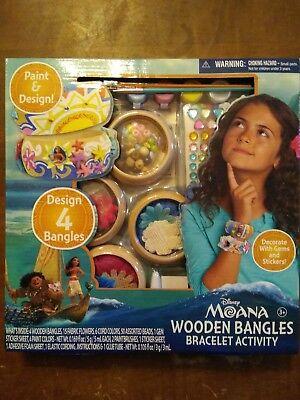 Disney Moana® Bangles Fashion Kit.Freaky fast