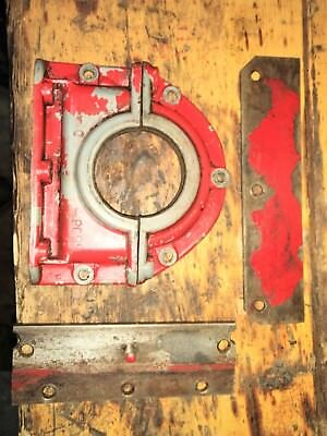 Farmall H Tractor Engine Main Crankshaft Seal Holders Parts Ihc