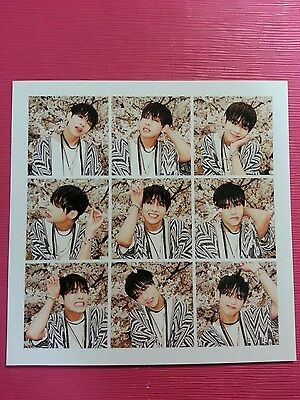 BTS V TAEHYUNG Official PHOTOCARD 3rd IN THE MOOD FOR LOVE Photo Card ITMFL 뷔