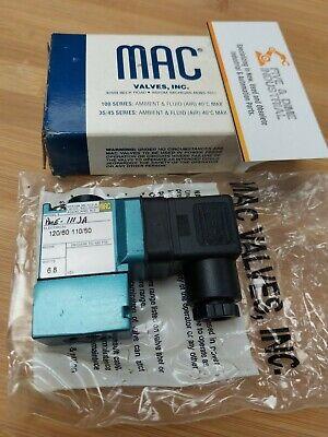 Mac Valves Inc Pme-111ja New Solenoid Valve - Ships Free From The Usa Bl121