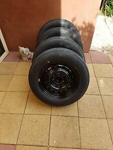 Holden Commodore 15 inch commodore rims Waikerie Loxton Waikerie Preview