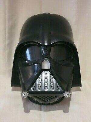 Hasbro Star Wars Darth Vader no voice, Helmet mask wall hanger retro black basic