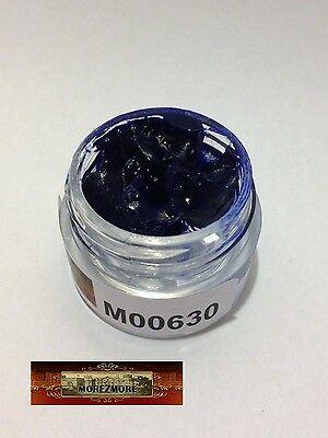 M00630 MOREZMORE Genesis. Heat-Set Paint ULTRAMARINE BLUE Trial Size Doll A60