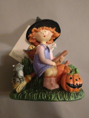 Garden Pals Wendy's Happy Halloween with Tag - Free Shipping!
