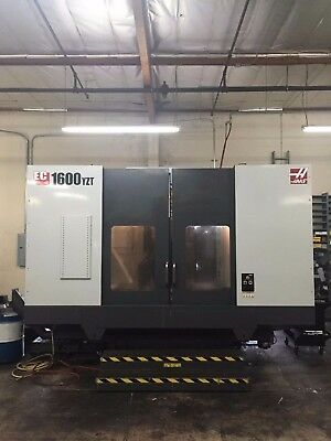 2012 Haas Ec-1600-yzt Cnc Horizontal Machining Center -hmc 7792104
